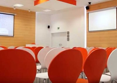 Interactive room DAFSA – Interactives Installations