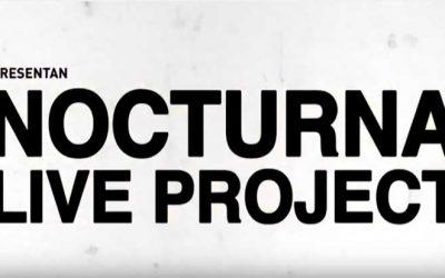 Nocturna Live Project: Coca Cola Zero y Nordic Mist