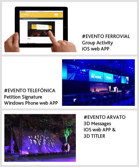 Cubensis con EDT en Eventos Corporativos