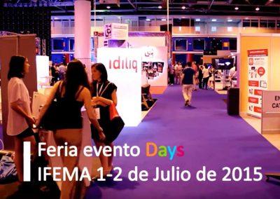 Evento Days 2015