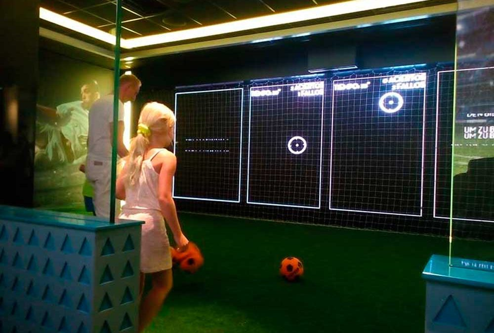Sport Xperience by Rafa Nadal – Museo Interactivo