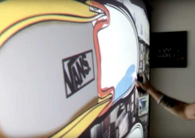 VANS SHOES – Graffiti Digital