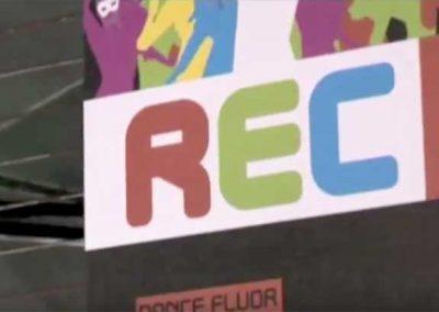Festival Rec 2010 Instalaciones Interactivas