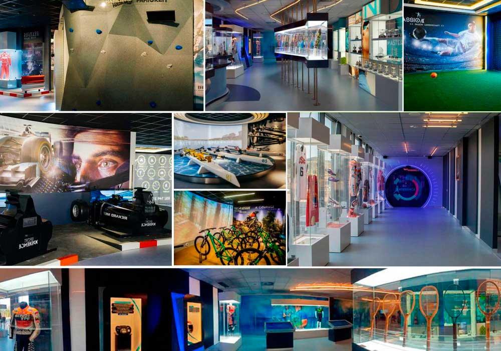 Azafata Virtual Cubensis ProjectMuseos e Instalaciones Interactivas Cubensis Projects