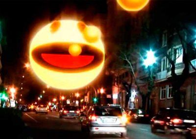 Pac Man Urbano Promenade