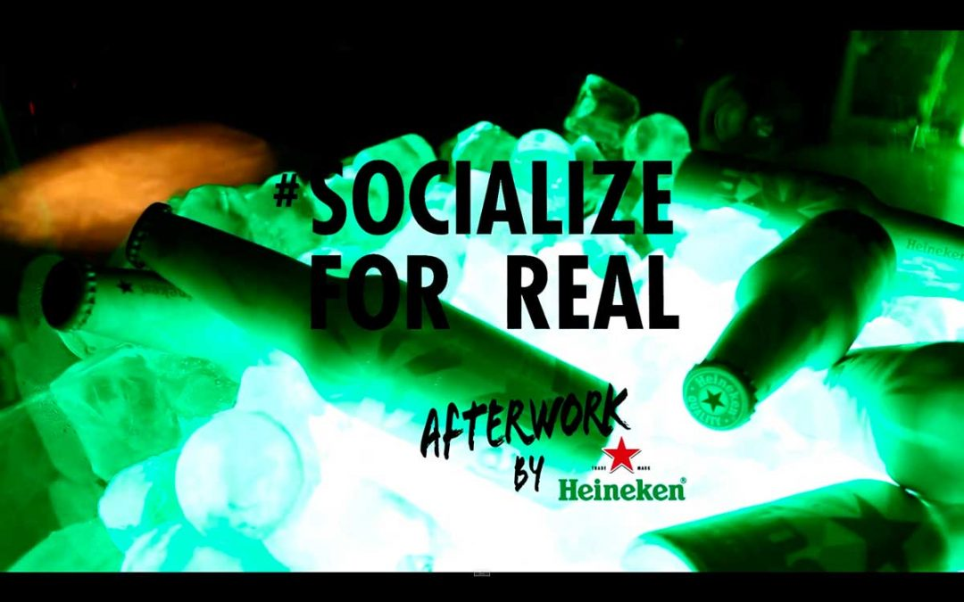 Heineken Afterwork – Producción Audiovisual