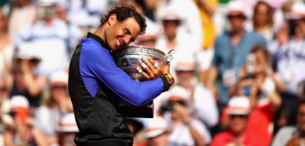 Figura Virtual de Rafa Nadal, Ganador de 10 Roland Garros